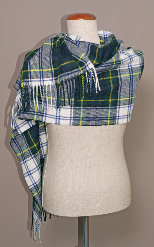 stola lambswool dress gordon bronte tweeds schottenkaro. Black Bedroom Furniture Sets. Home Design Ideas