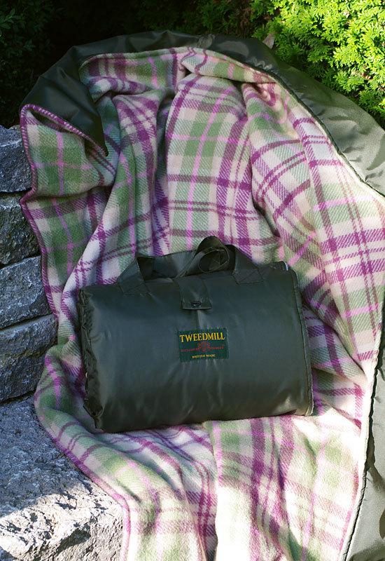 xxl picknickdecke eventer cottage pink tweedmill. Black Bedroom Furniture Sets. Home Design Ideas