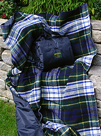 Picknickdecke Tweedmill EVENTER - XXL Dress Gordon