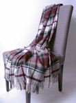 Wolldecke - DRESS MACDUFF - Plaid Bronte