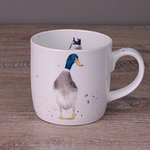 Wrendale Becher - GUARD DUCK - Designs Ente