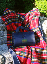 Picknickdecke Tweedmill EVENTER - XXL Royal Stewart