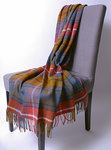 Wolldecke - ANTIQUE BUCHANAN - Plaid Bronte