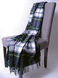Wolldecke - DRESS GORDON - Plaid Bronte