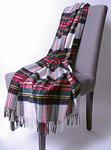 Wolldecke - DRESS STEWART - Plaid Bronte