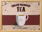 Knietablett - LAP TRAY - English Tea