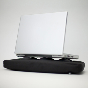 Surfpillow - BLACK - Bosign Surfkissen für LapTops