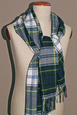Stola Lambswool - DRESS GORDON - Bronte Tweeds