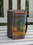 Outdoordecke Tweedmill WALKER Wolle - Antique Buchanan