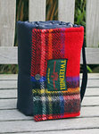Outdoordecke Tweedmill WALKER Wolle - Royal Stewart