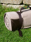 Picknickdecke Tweedmill RUG ROLL XXL - Fawn Fleece