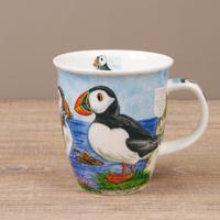 Dunoon Becher - HIGHLAND ANIMALS Puffin - Nevis