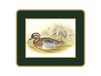 Glasuntersetzer Lady Clare - GOULD DUCKS - Coaster 6er Set