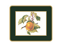 Glasuntersetzer Lady Clare - HOOKER FRUITS - Coaster 6er Set