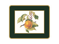 Untersetzer Lady Clare - HOOKER FRUITS - Coaster 6er Set
