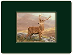 Tischsets Lady Clare - FULLER WILDLIFE - Placemat 4er Set