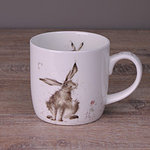 Wrendale Becher - GOOD HARE DAY - Designs Hase