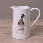 Wrendale Milchkanne - GUARD DUCK - Designs Jug - Ente