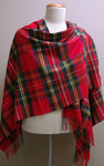 Poncho MINI - Lambswool - ROYAL STEWART - Bronte Tweeds