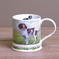Dunoon Becher - COUNTRY DOGS Springer Spainiel - Iona