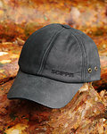 Leder Cap - LEATHER CAP Black - Scippis