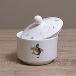 Wrendale Zuckerdose - DUCKS - Designs Sugar Pot - Ente