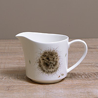Wrendale Milchkännchen - HEDGEHOG - Designs Cream Jug - Igel