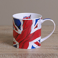 Dunoon Becher - UNION FLAG - Orkney