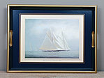 Tablett Lady Clare - RACING YACHTS - Small Tray