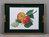 Tablett Lady Clare - HOOKER FRUITS - Small Tray
