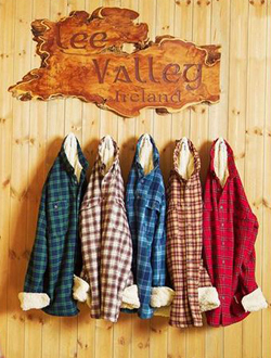 LEE VALLEY Grandfather Shirts aus Irland