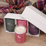 Duftkerzen Set - The Wee SCOTTISH Collection 2 - Skye Candles