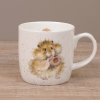Wrendale Becher - DIET STARTS TOMMOROW - Designs Hamster