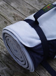 Picknickdecke Tweedmill RUG ROLL XXL - Pastel Blue Fleece