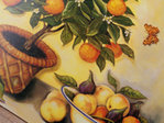 Tischsets Lady Clare - ORANGE TREE - Placemat 4er Set