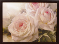 Knietablett - LAP TRAY - Romantic Rose