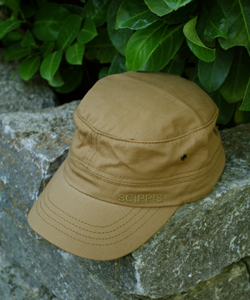 Cap - COLOMBO CAP Sand - Scippis Cotton
