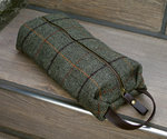 Tasche - Tweedmill HERRINGBONE Wash Bag - Tweed Kulturtasche