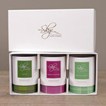 Duftkerzen Set - The Wee SCOTTISH Collection 3 - Skye Candles