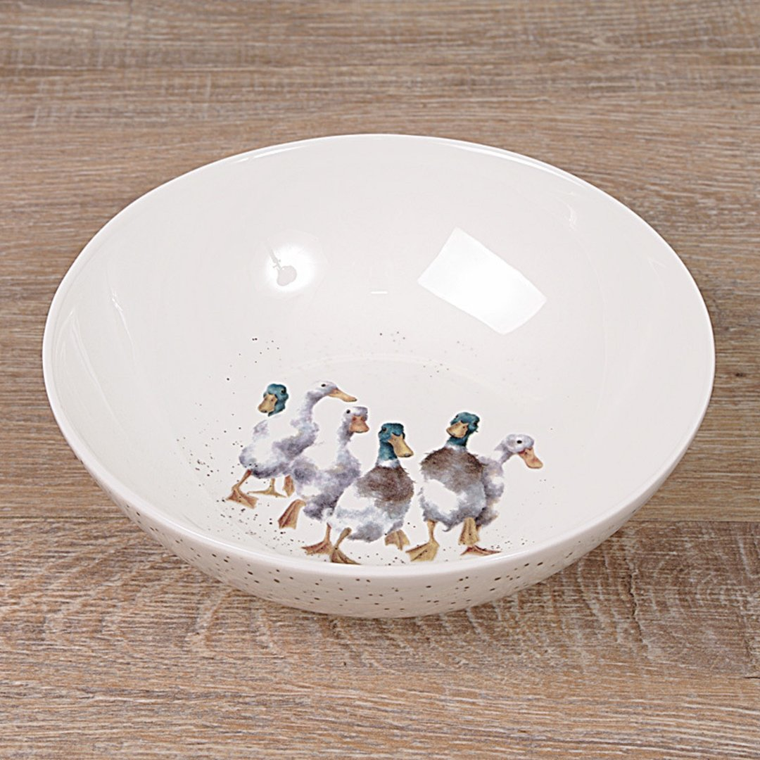 WRENDALE Bowl Duck - Müslischale 15,3 cm Ente