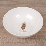 WRENDALE Bowl Mouse - Müslischale 15,3 cm Maus