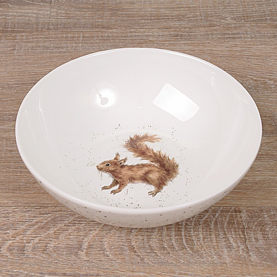 WRENDALE Bowl Squirrel - Müslischale 15,3 cm Eichhörnchen
