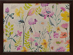 Knietablett - LAP TRAY - Cottage Garden Flower