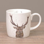 Wrendale Becher XL - DAD - Designs Hirsch