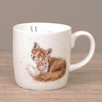 Wrendale Becher XL - MUM - Designs Fuchs