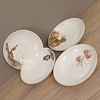 WRENDALE Bowl Set - Pastateller 22 cm - 4 im Set