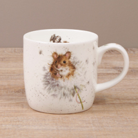 Wrendale Becher - COUNTRY MICE - Designs Mäuse