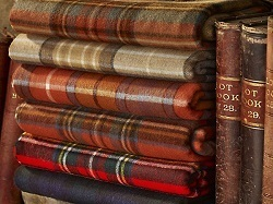Plaids Lambswool - CLASSIC Tartans - Bronte by Moon