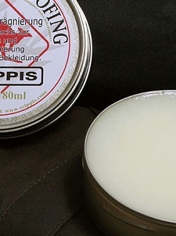 SCIPPIS - Reproofing Wax - Große 180 g Dose